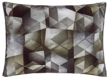 DESIGNERS GUILD - Maurier Graphite Cushion