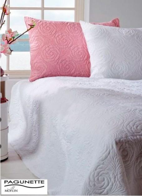 Pagunette Garden Rose sengeteppe (beige) Velkommen til Monstad ...